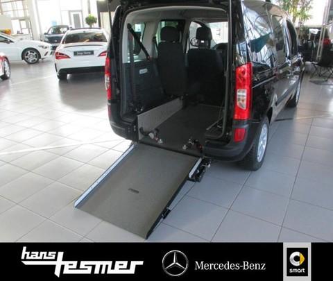 Mercedes Citan 112 LANG - ROLLSTUHL-UMBAU