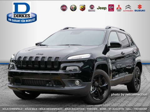 Jeep Cherokee 2.2 l Night Eagle Limited