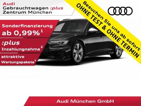 Audi S6 Avant TDI Kameras