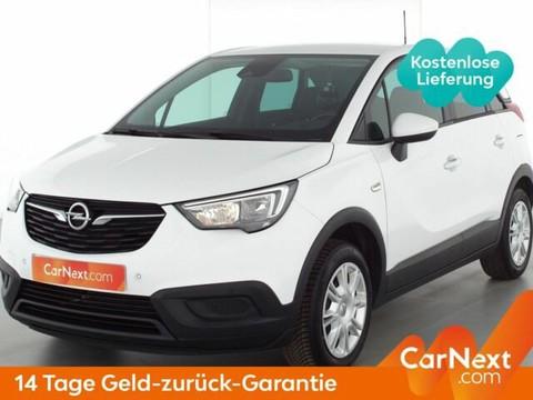 Opel Crossland X 1.2 Automatik Edition