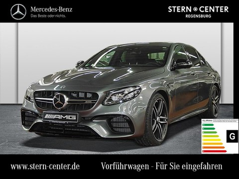 Mercedes E 63 AMG AMG PERF ABGAS NIGHTPAKET BURMESTER