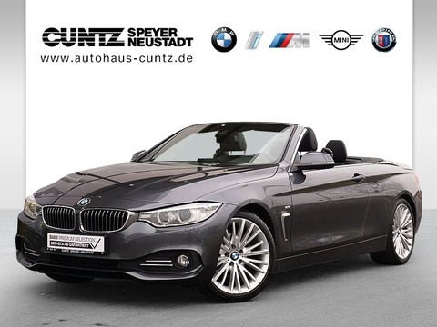 BMW 420 d Cabrio Luxury Line Prof