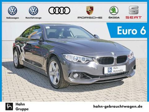 BMW 435 d xDrive Einpark