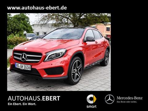 Mercedes GLA 220 d AMG-Line PSD Night-Paket