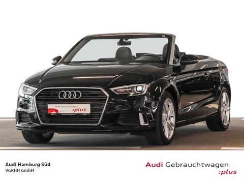 Audi A3 1.4 TFSI Cabrio sport KOPFRAUMHEIZUNG