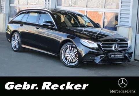 Mercedes-Benz E 400 d T AMG ° Panodach