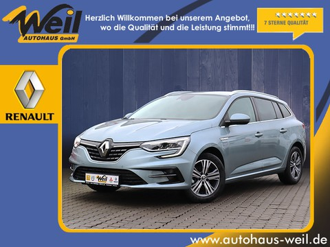 Renault Megane Grandtour INTENS Tce 140