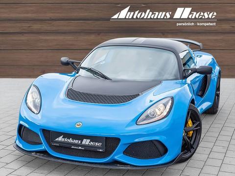 Lotus Exige Sport 350 Cyan blau