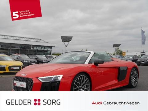 Audi R8 5.2 Spyder plus LASER