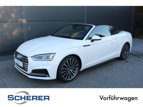 Audi A5 Cabriolet Assistenzpaket