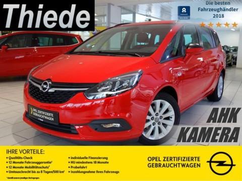 "Opel Zafira 1.4 T ON 17"""
