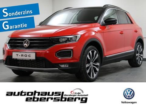 Volkswagen T-Roc 1.5 TSI Sport 19