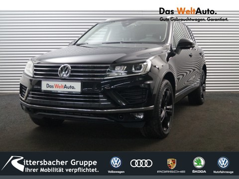 Volkswagen Touareg V6 TDI Executive