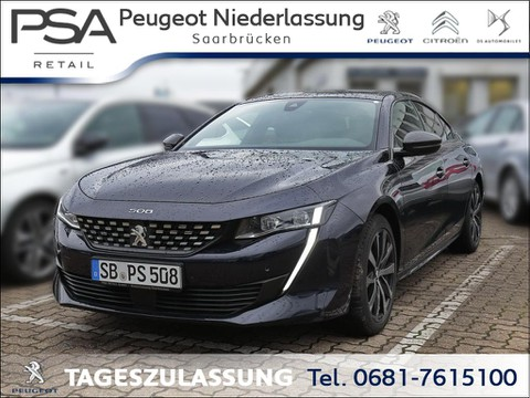 Peugeot 508 GT First Edition BHDi 180