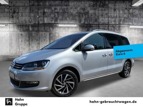 Volkswagen Sharan 1.4 TSI Einpark