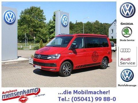 Volkswagen California 2.0 l TDI Beach Aufstelldach