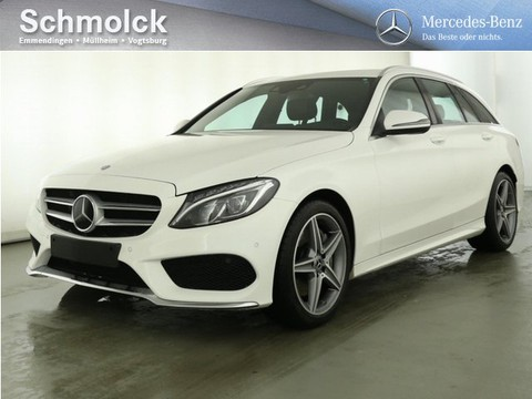 Mercedes C 250 T AMG Business-P