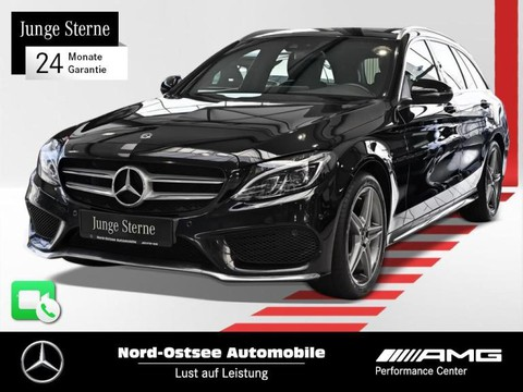 Mercedes-Benz C 250 d T AMG-Line