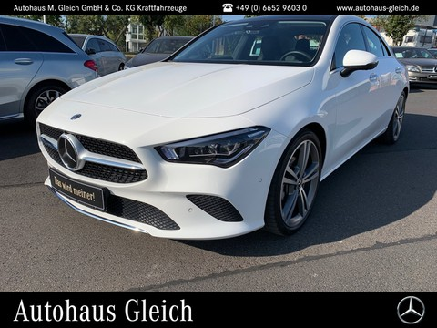 Mercedes-Benz CLA 200 Coupé Progressive