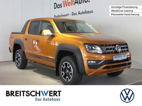 Volkswagen Amarok 3.0 TDI DC Canyon