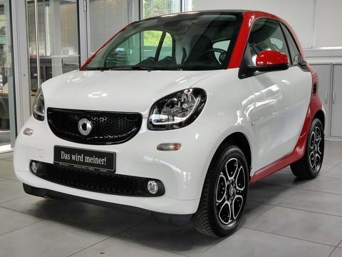 smart ForTwo coupé Passion||||EURO6c