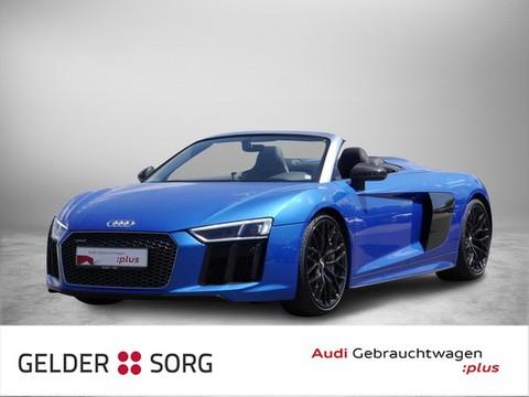 Audi R8 5.2 Spyder plus Laserlicht Dynamiklenkung