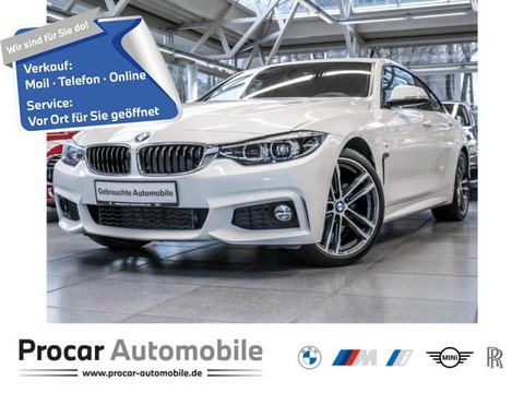 BMW 420 Gran Coupe GranCoupe MSport 19 Automatik TOP
