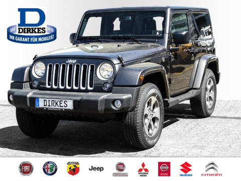Jeep Wrangler 2.8 Sahara CRD MY18 DUAL TOP