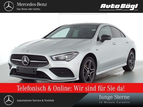 Mercedes-Benz CLA 250 e Coupé AMG Line Night 3750 Bafa