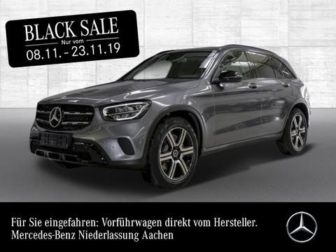 Mercedes-Benz GLC 200 Night Spurhalt SpurPak