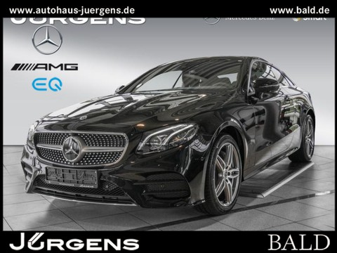 Mercedes-Benz E 450 Coupé AMG Sitzklima Burmester
