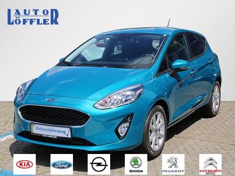 Ford Fiesta 1.1 86PS Cool & Connect
