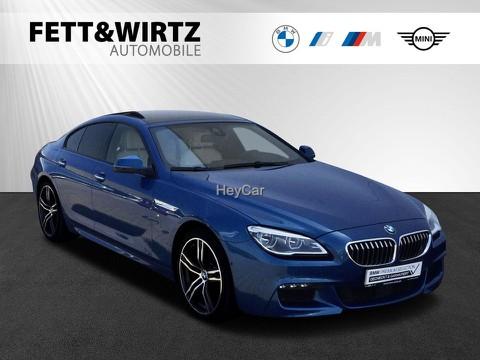 BMW 640 Gran Coupe xDrive DA GSD TV-Funktion