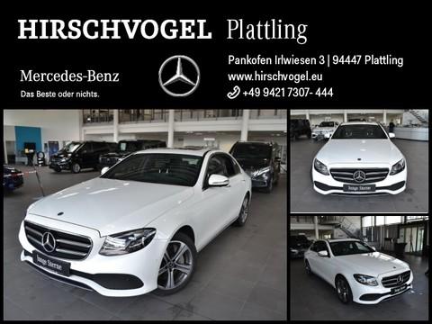 Mercedes-Benz E 400 d AVANTGARDE Com