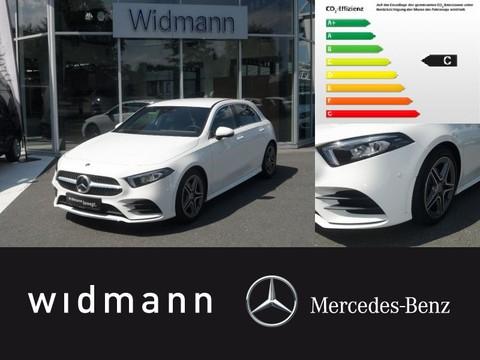 Mercedes A 200 Automatik AMG