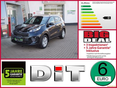 Kia Sportage 1.6 Winter Edition