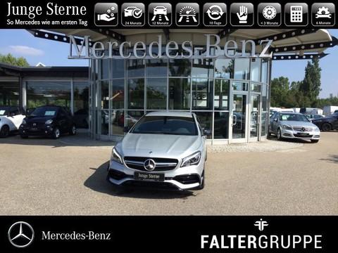 Mercedes-Benz CLA 45 1.9 SB 783 AeroKit DYNAMIK Night elHeckk