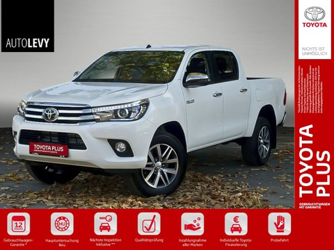 Toyota Hilux 2.4 D-4D Double Cab Executive