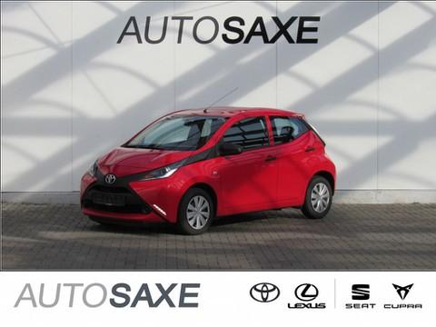 Toyota Aygo x Business AUDIOSYSTEM
