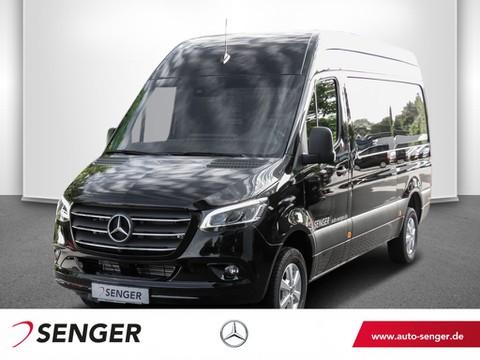 Mercedes-Benz Sprinter 3.5 319CDI KA L2H2 MBUX SCHWINGSITZ AHKT