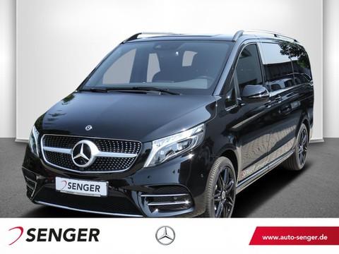 Mercedes-Benz V 300 2.5 d EDITION LANG MBUX AHKt AMG