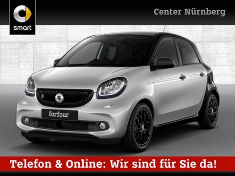 smart ForFour EQ 60kWed perfect Sport Komfort