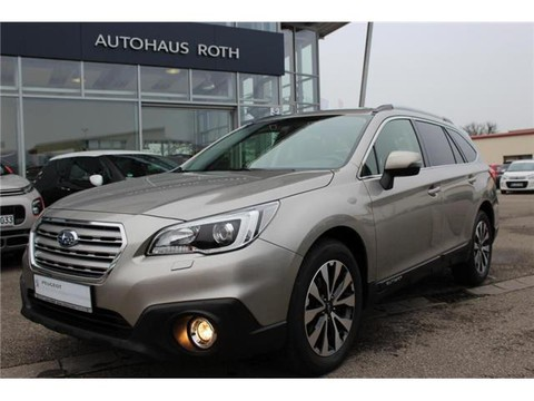 Subaru OUTBACK 2.0 D Lineartronic Sport