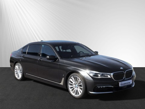 BMW 740 Le xDrive iPerformance 20 Laser