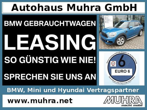 MINI Cooper D Country 1.8 man eh UPE 400 Chili