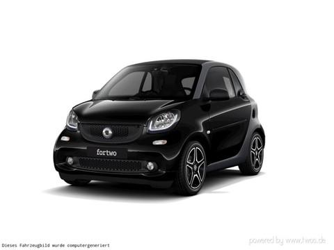 smart ForTwo turbo Sportpaket