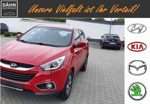 Hyundai ix35 1.6 Fifa World Cup Edition