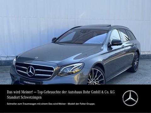 Mercedes-Benz E 450 9.5 T Np887 AMG BURMESTER NIGHT MUL