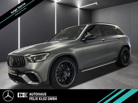 Mercedes-Benz GLC 63 AMG Performance Sitze Matt Lack NP118584