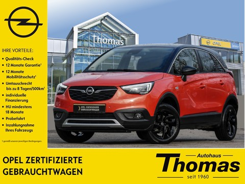 Opel Crossland X 1.2 INNOVATION Turbo bss WSS v h
